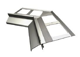 ATLAS narożnik wewnętrzny 135° system 150, balkonowo-tarasowy (1 szt.)