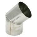 Kolano stałe 45° kwasoodporne SPIROFLEX Ø 200mm