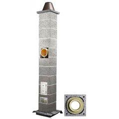System Kominowy Ceramiczny ICOPAL WULKAN CI-eko Ø 160mm