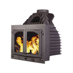 Wkład kominkowy TARNAVA Professional 18 kW Retro II