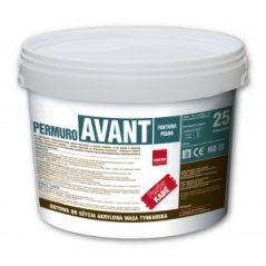 KABE tynk akrylowy Permuro AVANT, struktura baranek, 25kg