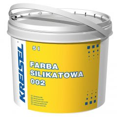 Farba silikatowa Kreisel 002,  5 l