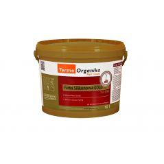 Farba silikonowa Termo Organika GOLD TO-FSG, 5 l