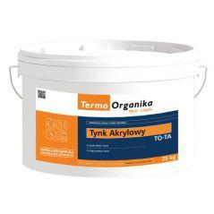 Tynk akrylowy Termo Organika TO TA, 25kg