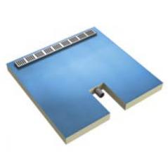 BOTAMENT LD-i płyta brodzikowa z odpływem liniowym - zintegrowanym