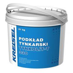 Grunt pod tynki mineralne, akrylowe i mozaikowe Kreisel TYNKOLIT-T 330 20kg