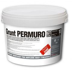 KABE grunt pod tynki akrylowe Permuro GT (GK/GB), 10l