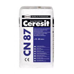 Szybko twardniejąca masa posadzkowa Ceresit CN 87, 25kg