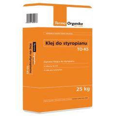 Klej do styropianu Termo Organika TO KS 25kg