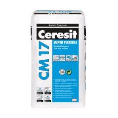CERESIT CM 17 wysokoelastyczny klej do płytek, 25 kg
