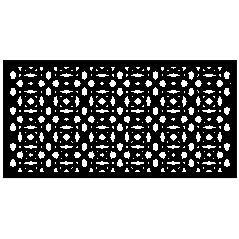 Panel ogrodzeniowy Illusion Hoops-2