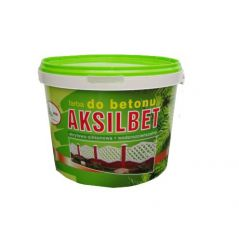 AKSILBET FARBA DO BETONU POPIELATY JASNY 5.0L