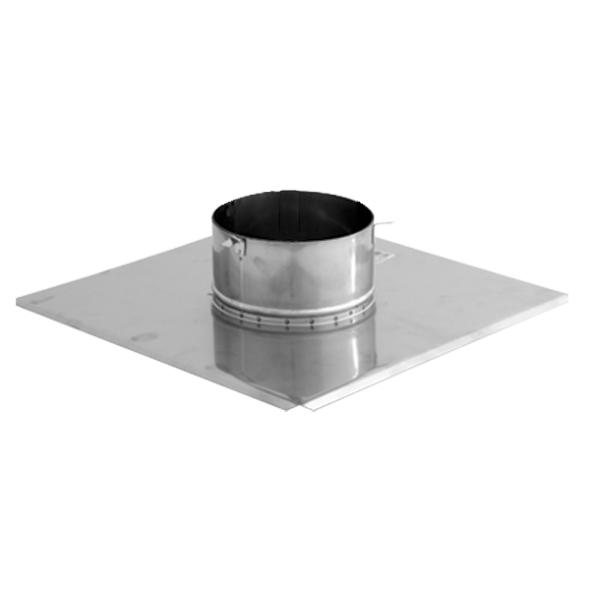 Płyta dachowa wywiewki 2 kwasoodporna SPIROFLEX Ø 180mm