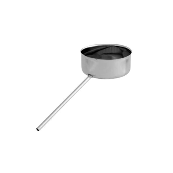 Odskraplacz kwasoodporny SPIROFLEX Ø 100mm