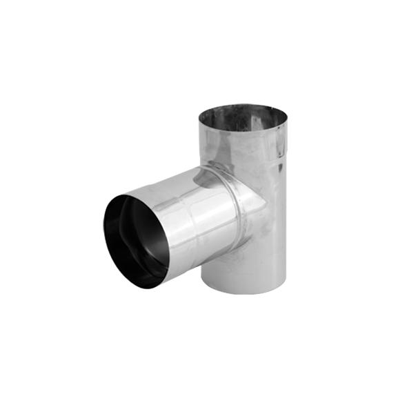 Trójnik 90° kwasoodporny SPIROFLEX Ø 180mm