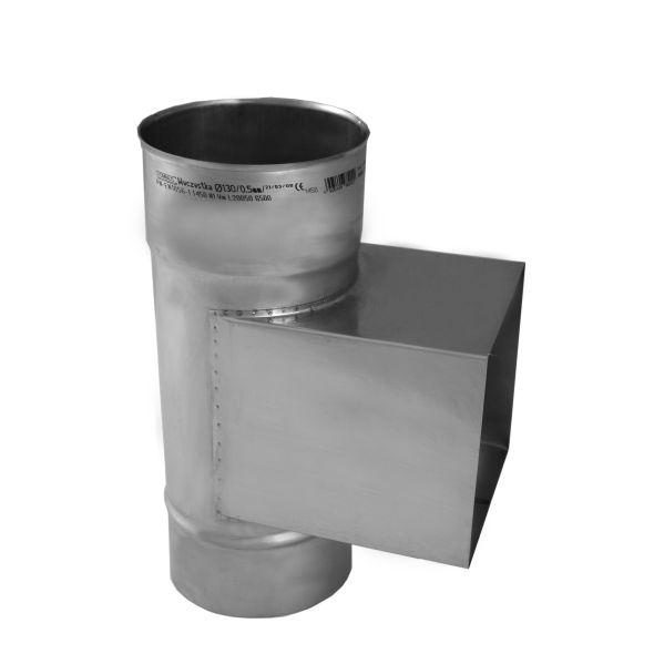 Wyczystka KOMINUS KZS Ø 130mm gr.0,8mm