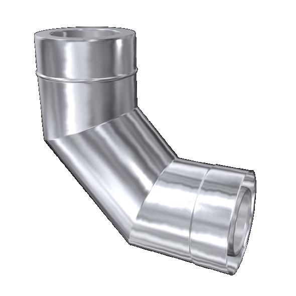 Kolano 90° izolowane MKD Premium MK ŻARY Ø 150mm